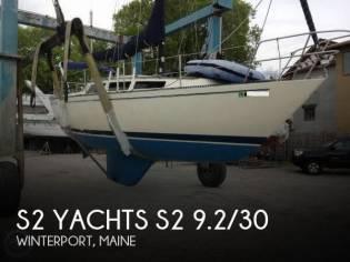 S2 Yachts S2 9.2/30