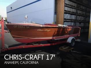 Chris-Craft 17 Sport Utility