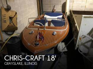 Chris-Craft Holiday 18