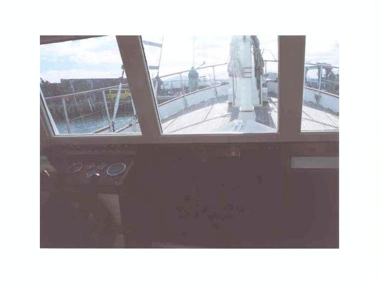 Athol Burns Motor Sailer En Hawke 39 S Bay Motoveleros De