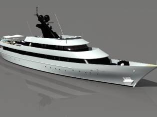 Custom Nuovi Cantieri APUANIA 50m