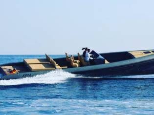Say carbon yacht 45 rib