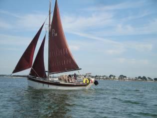 Cornish Crabbers Pilot Cutter 30