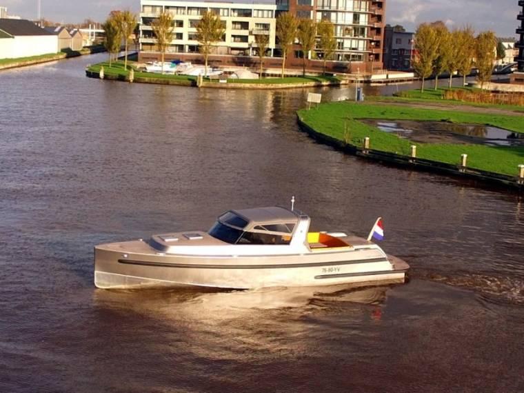 Van Vossen Jachtbouw 1200 Cabin Tender