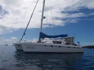Catamaran Cataclub 48