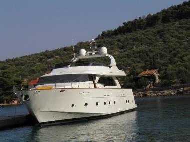Benetti Sail Division BSD 80