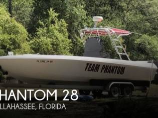 Phantom 28 Fish