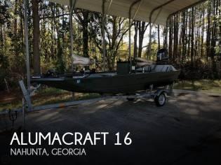 Alumacraft 1650 Cc
