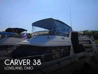Carver 3807 Aft Cabin