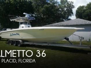 Palmetto 36 Open