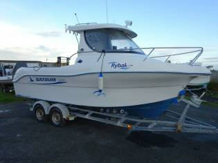 Quicksilver 630 Pilothouse SD
