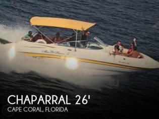 Chaparral 263 Sunesta