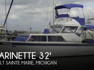 Marinette 32 Express