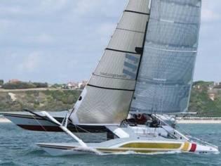 Green Marine Custom 35 Racing Catamaran
