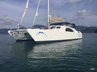 Catamaran Cruisers Kelsall Tonga MKII