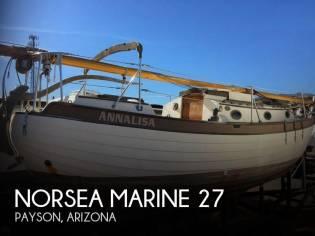Norsea Marine 27