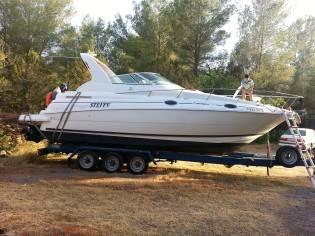 cruiser yachts 2870 rouge
