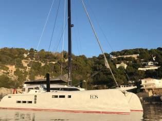 Greg Young Marine Performance sailing Catamaran