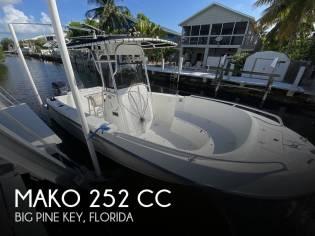 Mako 252 CC