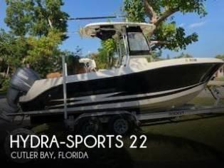 Hydra-Sports Vector 2200 CC