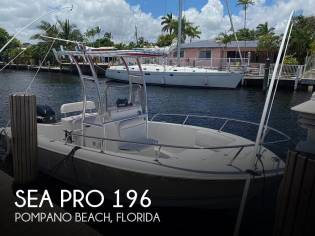 Sea Pro 196