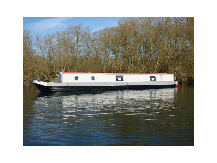 Stem to Stern 57' Narrowboat
