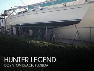 Hunter 35.5 Legend