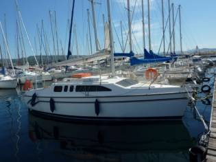 HUNTER MARINE HUNTER 26 FJ43522