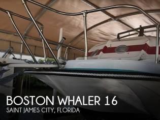Boston Whaler Menemsha 16