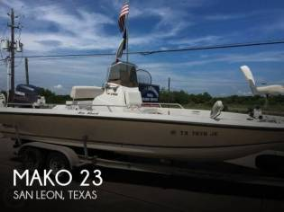 Mako 2100 Bay Shark
