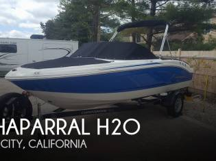 Chaparral H2O Sport Deluxe