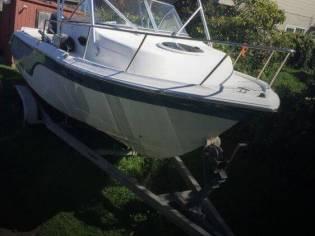 Sea Fox 236 Walkaround