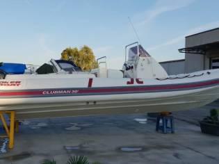 Joker Boat Clubman 30'