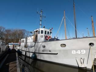 Marine Werf Den Helder Marine Schip 24.50