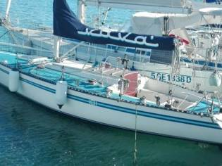 APHRODITE 101 Offshore One Design scafo #194