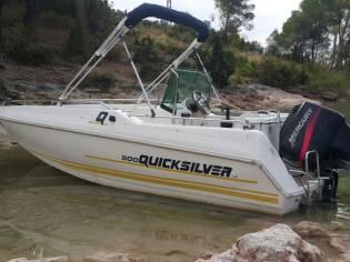 Quicksilver 500 Commander