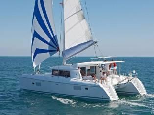 Lagoon 421 Sailing Catamaran