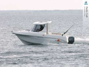 PACIFIC CRAFT 560 timonier