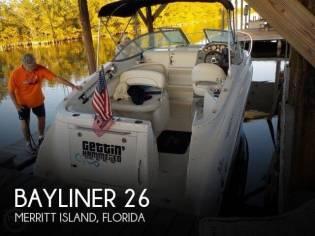Bayliner 265 SB