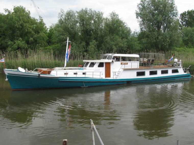 Luxe Varend Woonschip 2590