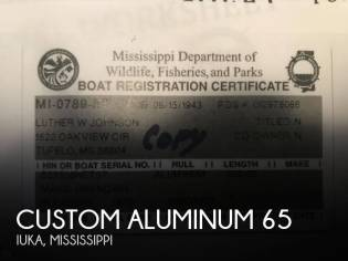Custom Aluminum 65
