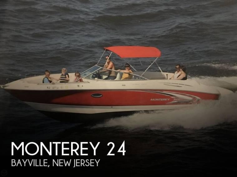 Monterey Montura 248 LS