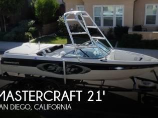 Mastercraft 21 X Star