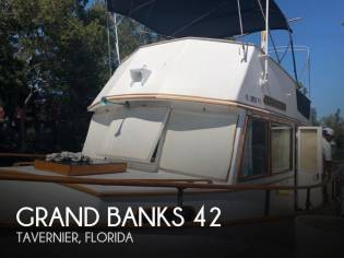 Grand Banks 42