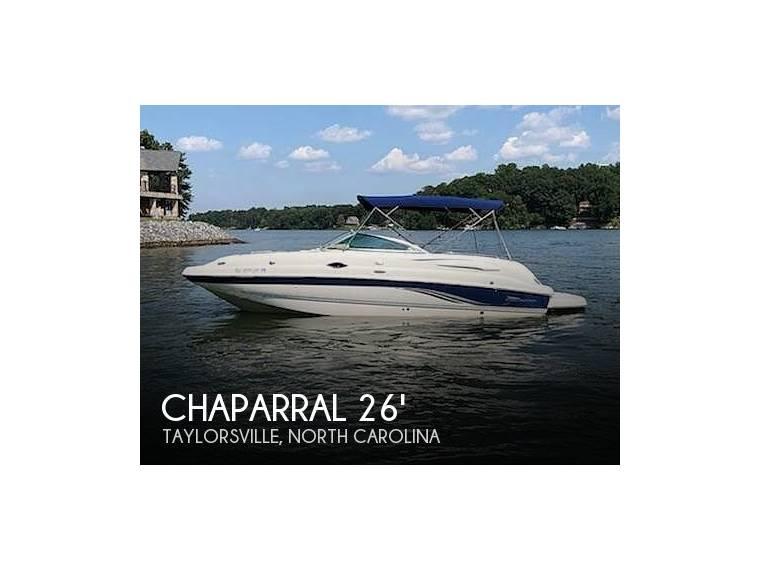 Chaparral 243 Sunesta