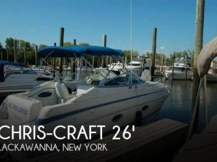 Chris-Craft Crowne 26