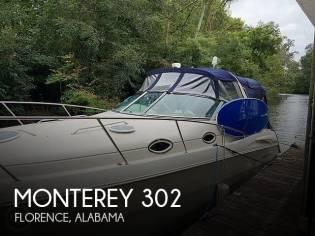 Monterey Cruiser 302