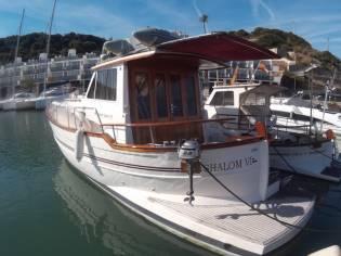 Menorquin Yachts 110