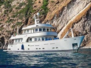 Terranova Yachts Explorer 85
