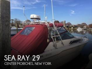 Sea Ray 300 WE